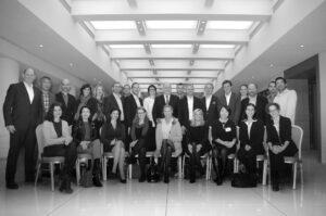 Telegraafi Eurocom Worldwide ryhmäkuva