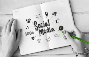 Telegraafi sosiaalinen media