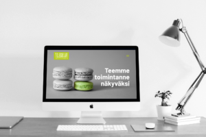 Telegraafi uudet nettisivut