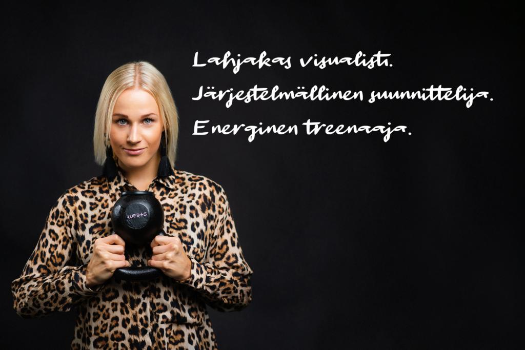 Telegraafi Essi Rantanen uusi