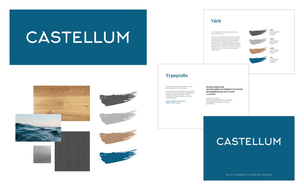 Arjasmaa Castellum portfolio